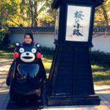 熊本城にも行ったよ!…