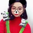 【パンダ】とぼけたお…