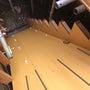 RC構造の階段の型枠