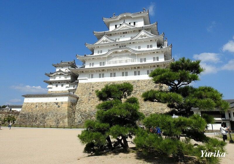 00姫路城