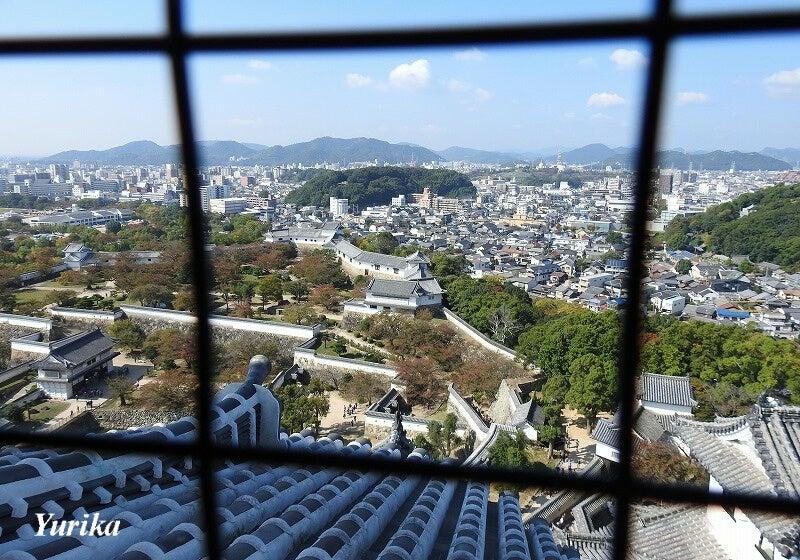15大天守五階からの眺め