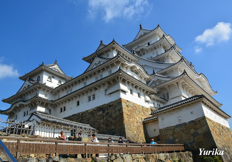 21姫路城