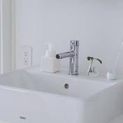 ★洗面所はその都度洗いでキレイをキープ♪