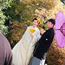 ☆幸せカップルの婚礼…