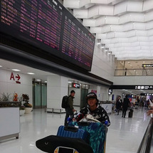 カヤ日本到着!ここで…