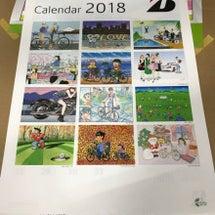 2018カレンダー来…