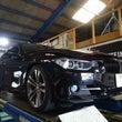 ATF交換-BMW …