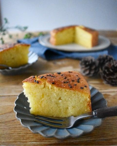 簡単 さつまいも ケーキ