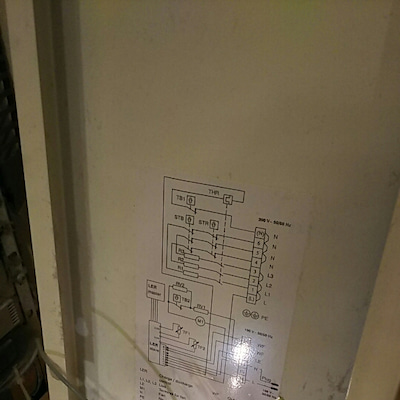 ユニデール蓄熱暖房の清掃の記事に添付されている画像