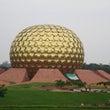 インドのオーロヴィル…