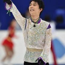 NHK杯フリー観戦と…