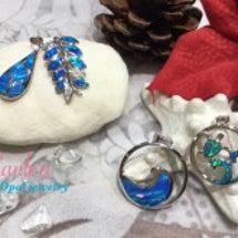 オパールjewelr…