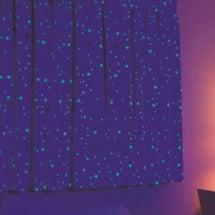 子供部屋のカーテン
