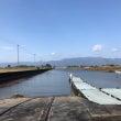 今日は吉川港