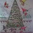 クリスマスのぬりえセ…