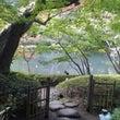 『八芳園』の、秋景色…