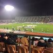 初サッカー観戦。