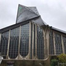 ジャンヌダルク教会と…