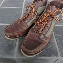 靴の修理 アウトステ…