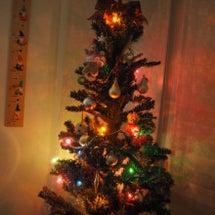 我が家のクリスマス準…