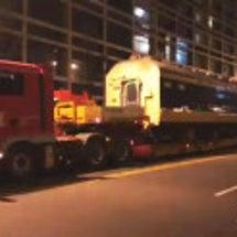583系電車が台湾に…
