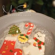 クリスマス親子アイシ…