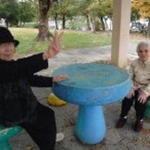 秋の散策(三崎公園)