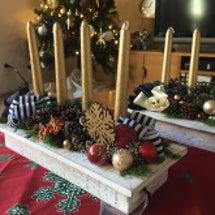 クリスマスレッスンへ…