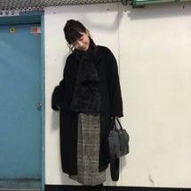 今日の服装in韓国