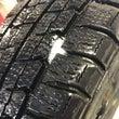 タイヤの空気が少ない…