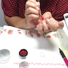 【ご感想】ネイルがかけたりした時に オフをして外せて、 新しく塗り直せる事が良かったです。の画像