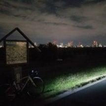 今夜はゆっく夜景を見…