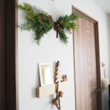 飾るだけでクリスマス…