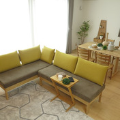 ソファ・ソファダイニングを活かしたリビングダイニングの活用術を提案!お部屋を広く使う家具の配置術