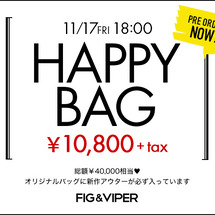 【HAPPY BAG…