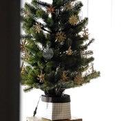 LDにクリスマスツリー♪良品週間始まりました。