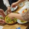 料理教室で仲間づくりの画像