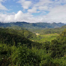 ミャンマーの避暑地