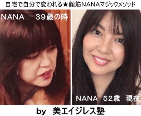 自分で顔のたるみを改善する方法ならナナメソッド