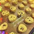 クッキー焼いた