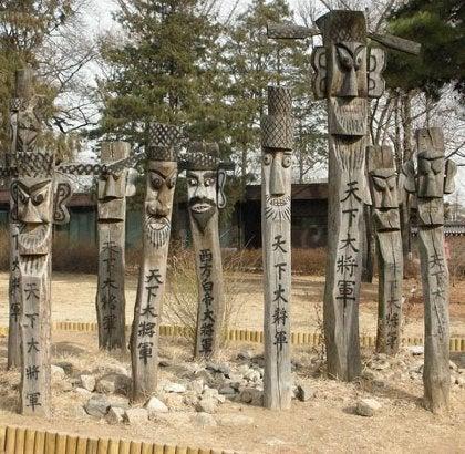 朝鮮人の先祖は山葡萄原人とエベ...