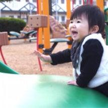平日の公園遊び
