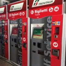 イタリアの電車の乗り…