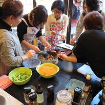 茶蔵で料理教室!vo…