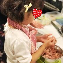娘とママの料理