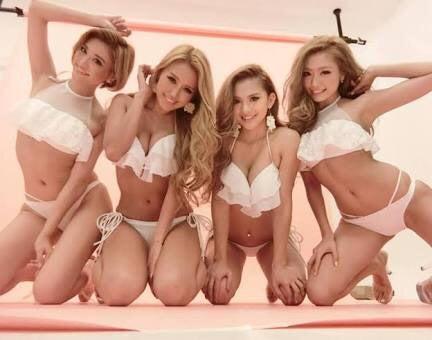 【ダンス動画】競泳選手のようなエロボディの女の子がノリノリストリップで勃起させる♪☆チャプター3