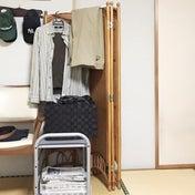 増やす収納家具の選び方次第で家の中の物がグッと減った例。