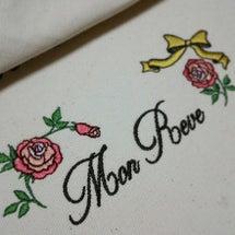 ★完成★バラとリボン…