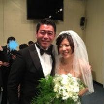 ニューヨークの結婚式…