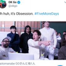 OK Goさん再始動